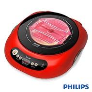 飛利浦PHILIPS 不挑鍋黑晶爐 HD4989