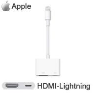 Apple 原廠 Lightning  Digital AV 轉HDMI輸出轉接器 全新品開發票