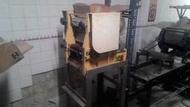 台灣製營業用桌上型110V電動壓麵機 製麵機 壓麵條機