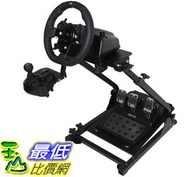 [107美國直購] 賽車模擬套組 Mophorn G920 Racing Steering Wheel Stand for Logitech G27/G25, G29 and G920 B076LDQRWP