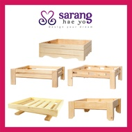 Ramayana ️ Ready Stock Asha ️ Wooden Tray / Dulang Pallet Delivery / Dulang Marriage