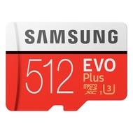 【現貨附發票】Samsung三星 EVO Plus microSDXC 512GB 記憶卡 MB-MC512GA SD卡