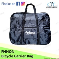Fnhon Bicycle Carrier Bag