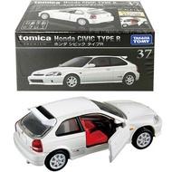 【台灣出貨 Fun心玩】TM16202 正版 日本多美 TOMICA PRM37 本田 Civic type R 黑盒