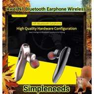 Awei N1 Bluetooth Earphone (Original)