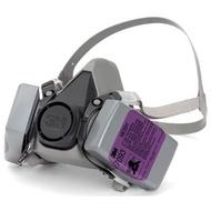 ㊣宇慶S舖㊣|3M 6200+7093|雙罐半罩式防毒面具(三件組)防粉塵 焊接 濾棉匣