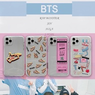 iphone SE/11/11Pro/11Pro max/iPhoneX/ Xs/ Xr/Xs Max/8/8plus/7/7plus BTS case