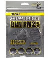 Mask BNN 立體口罩 活性碳 防霾口罩 PM2.5 防塵 防霾 口罩