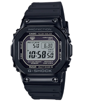 JAPAN SET 100% ORIGINAL CASIO G-SHOCK GMW-B5000G-1JF Resin Band Series