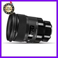 SIGMA 24mm f/1.4 DG HSM ART For Sony Lenses - ประกันศูนย์ 1 ปี เลือก 1 ชิ้น อุปกรณ์ถ่ายภาพ กล้อง Battery ถ่าน Filters สายคล้องกล้อง Flash แบตเตอรี่ ซูม แฟลช ขาตั้ง ปรับแสง เก็บข้อมูล Memory card เลนส์ ฟิลเตอร์ Filters Flash กระเป๋า ฟิล์ม เดินทาง
