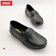 (BJW690) BAOJI รองเท้าคัชชูผู้หญิง รองเท้าทางการ บาโอจิ สีดำ Size 37-41 BJW690 BJW444