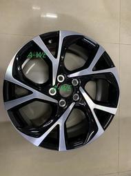 A-WE 全新品 正原廠 TOYOTA CHR全新18吋雙色鋁圈,只有一組!!~(RAV4 LEXUS UX可參考)
