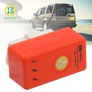 Keepu Car Eco OBD2 Eco OBD2 Auto Eco OBD2 Tuning Box Chip 4 Colors Professional Petrol Saving 2019 Fuel Saver