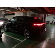 Porsche Cayenne Coupe 保時捷原廠20吋輪圈&輪胎(有鍍膜過)