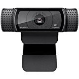 Fufilo 美國AMAZON亞馬遜代購: Logitech HD Pro Webcam C920, Widescree