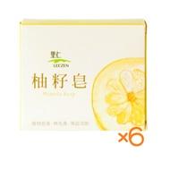 【里仁】柚籽皂100g×6入