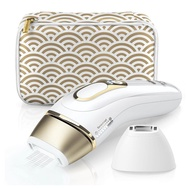 Braun IPL Silk·expert Pro 5 PL5137 Latest Generation IPL 400,000 flashes, Permanent Visible Hair Removal, with Deluxe Pouch, Venus razor and Precision Head