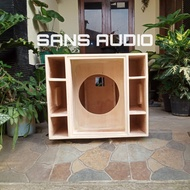 Box speaker spl 12 inch