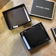 Michael Kors MK 皮夾 真皮短夾 男夾❤超級便宜 附盒子