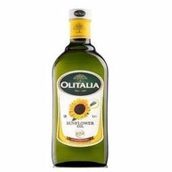 ★維尼有機小舖★Olitalia 奧利塔頂級葵花油 1000ml