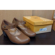 全新 DK (DR.KAO) 空氣皮鞋 (編號:87-9854 / 咖啡色) 新莊、板橋可面交