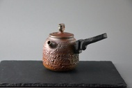 柴燒爆裂壺