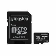 金士頓 工業級記憶卡 【SDCIT/32GB】 32G micro SDHC 每秒 讀90MB 寫45MB 新風尚潮流
