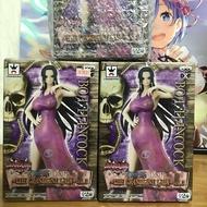 海賊王 DXF 女帝 金證 全新 包膜 完美盒況 日本帶回 THE GRANDLINE LADY