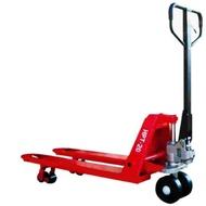 76mm低床型手動油壓拖板車/棧板車-HPT-20,貨叉輪-單輪(載重:2000Kg)