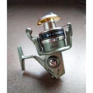 Banax GTW Series Saltwater Spinning Reel GT 2000W/3000W