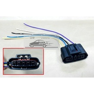 豐田 CAMRY WISH YARIS ALTIS INNOVA空氣流量計插頭 空氣流量計插座 空氣流量器插頭