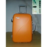(行李箱特賣會)ABS防刮耐摔品質保證(萬國製造一年保固)