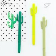 Cactus Gel ปากกาเครื่องเขียน Kawaii โรงเรียนซัพพลายเจลหมึกปากกาโรงเรียนเครื่องเขียน Office ซัพพลายเออร์...