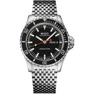 【MIDO 美度】Ocean Star Tribute 海洋之星 特別版機械錶-40.5mm(M0268301105100)