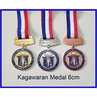 HOT NEW Kagawaran Medal 6cm Gold Silver Bronze