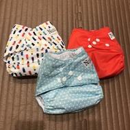 二手 Nora's nursery布尿布,九成新