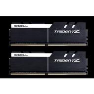 【一級棒】芝奇G.SKILL三叉戟 16G*2 雙通道DDR4-3200 CL14(黑白色)(F4-3200C14D-32GTZKW)終身保固