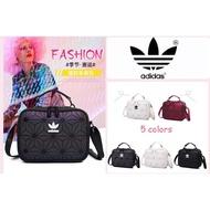 Adidas Original Women's Sling Bag Shoulder Bags 3D X Issey Miyake Mesh