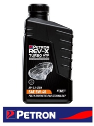 PETRON REV-X TURBO HTP FULLY SYNTHETIC DIESEL ENGINE OIL SAE 5W-40 (1 liter)