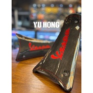 【Yu Hong】VESPA 偉士牌 衝刺 春天 電池蓋 卡夢蓋 正卡夢紅字蓋 電瓶蓋