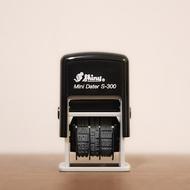 Shiny Stamp Printer 新力日期連續章 S-300B (英文)