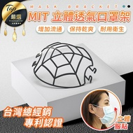 MIT 立體透氣口罩架 口罩架 口罩支架 立體口罩架 口罩支撐架 口罩神器 臺灣製造 專利設計