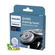 Philips 飛利浦 替換刀頭 Norelco SH90/72  (取代 SH90/62)