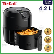 Tefal EY20 EY201 Easy Fry Classic Healthy XL 4.2L Air Fryer Airfryer with Timer & Temperature Control 1500W PENGORENG TANPA MINYAK 烘烤炉 better philips 【KOTAK + BUBBLE PACK】