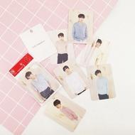 BTS BT-21 Magazine Polaroid Lomo Cards HD Photocard Poster 7pcs