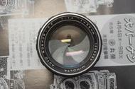 白 MINOLTA AUTO ROKKOR-PF 58mm f1.4 #1205333