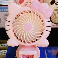 *嘟嘟小鋪* 限時特惠 現貨 熱銷款 KITTY夾式風扇 迷你夾式電風扇 嬰兒推車風扇 立式 夾式 USB風扇