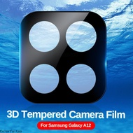 Camera Lens Film Protector For Samsung Galaxy A12 A125F A125M A42 5G Cover 3D Full Cover Camera Screen Protector Tempered Glass