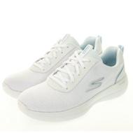 SKECHERS GO WALK STABILITY 女款白色運動健走鞋-NO.124605WLB