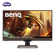 BenQ 27型 EX2780Q 類瞳孔遊戲護眼螢幕 IPS/2K/2560x1440/HDR/HDMI*2/DP/Type-C/FreeSync/144Hz/內建喇叭/不閃屏/壁掛